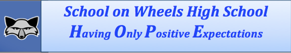 School on Wheels High School: Having Only Positive Expectations